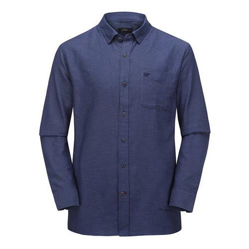 [JACKNICKLAUS] 남성 올오버 자수 패턴 셔츠_LNSAA19011BUX