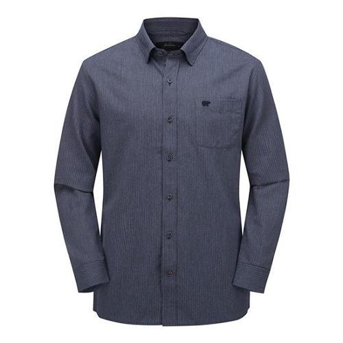 [JACKNICKLAUS] 남성 코튼 스트라이프 셔츠_LNSAA19021BUX