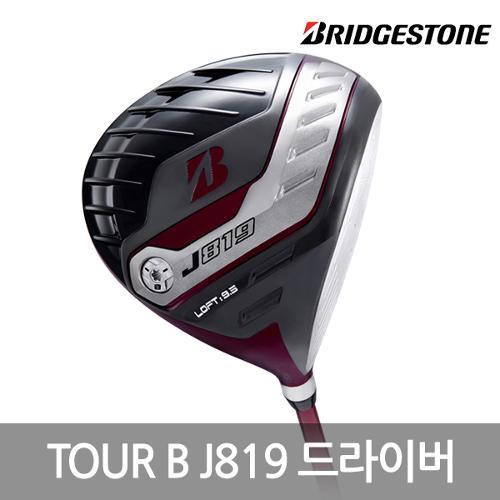 [석교정품] 2019 브릿지스톤 TOUR B J819 드라이버