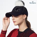 [먼싱웨어] [19FW 신상]여성 코듀로이 퐁퐁이 캡 (M9422LCPO1)