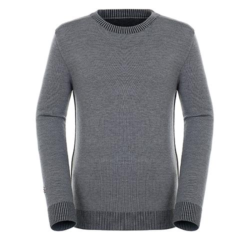 [팬텀]남성 울 혼방 솔리드 스웨터 21183SR116_MG
