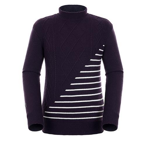 [팬텀]남성 패턴 믹스 방풍 캐시미어 울 스웨터 21183SR117_PP