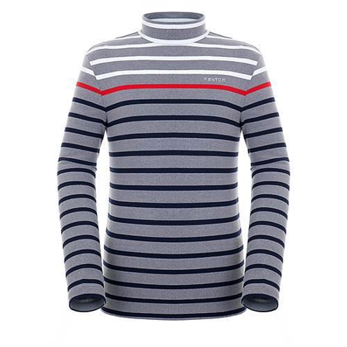 [팬텀]남성 컬러 스트라이프 이너 티셔츠 21283TI908_MG
