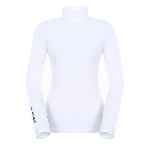 [팬텀]여성 솔리드 기모 이너 티셔츠 22283TI953_IV