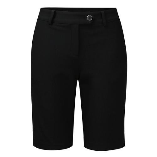 [먼싱웨어] [19FW 신상]여성 트리코트기모 5부팬츠 (M9422LSPO2)