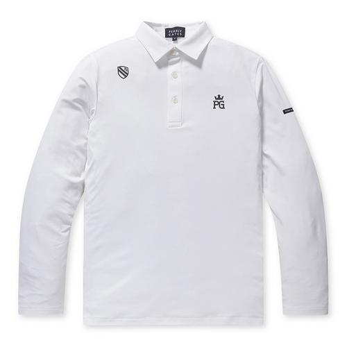 [파리게이츠]남성 카라 베이직 긴팔 티셔츠 51293TS903_IV