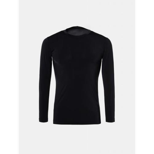 [빈폴골프] 남성 블랙 쿨스킨 라운드넥 티셔츠 (BJ9141B075)