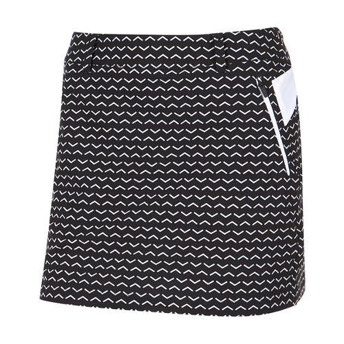 [와이드앵글] 여성 변형 패턴 프린트 큐롯 WWU17Q03Z1