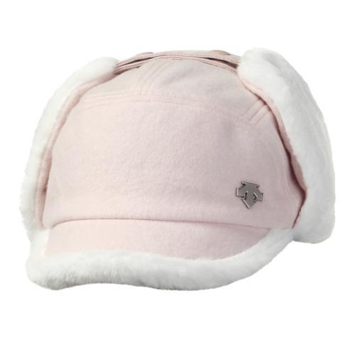 [데상트골프] [19FW]여성 기모 방한 모자 (D942WTCPO4)