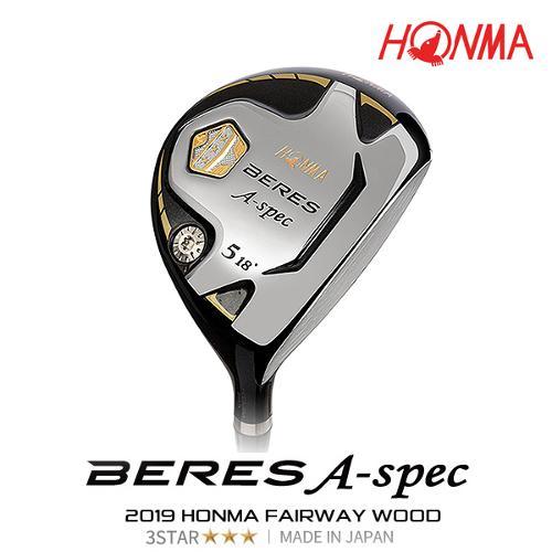 혼마 베레스 A SPEC 3S 페어웨이 우드[일본직수입]