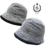 [보니스 골프] 폴리혼방 테두리배색 여성 버킷 모자/골프모자_247560