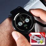 아디다스 보스턴백 증정/2020 마이캐디 프리미엄 WT V9 터치 스윙모션 시계형 GPS 거리측정기