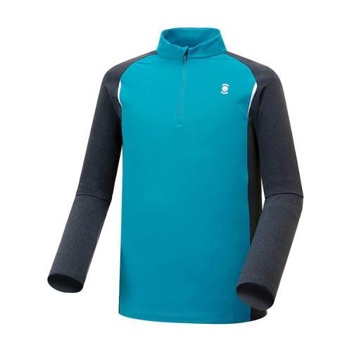 [와이드앵글] 남성 쓰리윙스 좌우 배색 티셔츠 WMW17202B4
