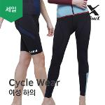 [기어엑스] 사이클복-여성 자전거의류 하의