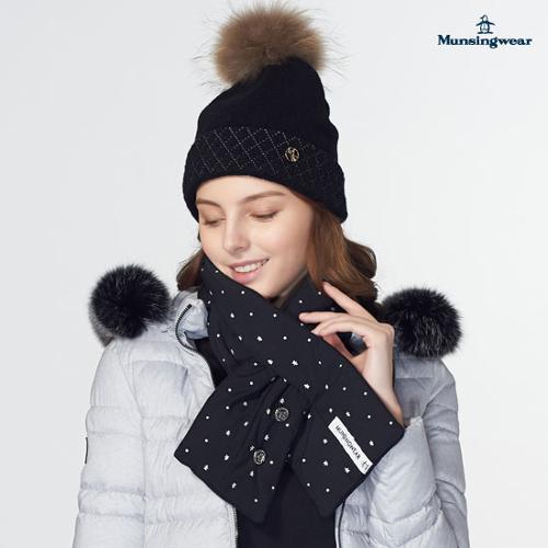 [먼싱웨어] [판매 BEST]여성 울 다운 넥워머 (M9422LWMN1)