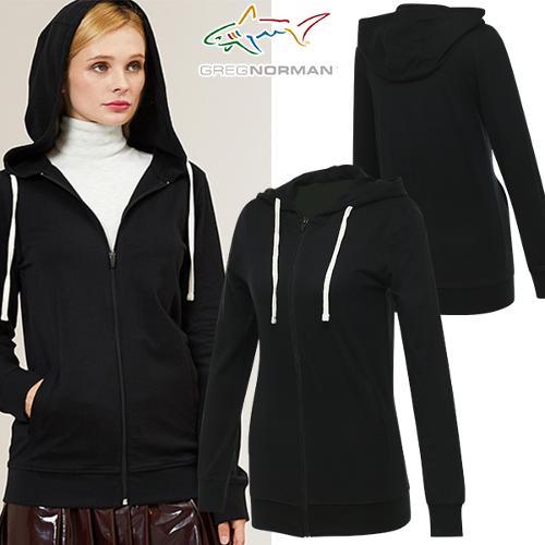 [그렉노먼] 소프트터치 오가닉 후드 집업 여성 바람막이 자켓/골프웨어_247601