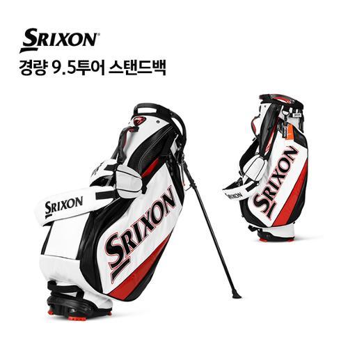 [스릭슨] 경량 9.5 투어 스탠드백 GGC-18028I 골프가방