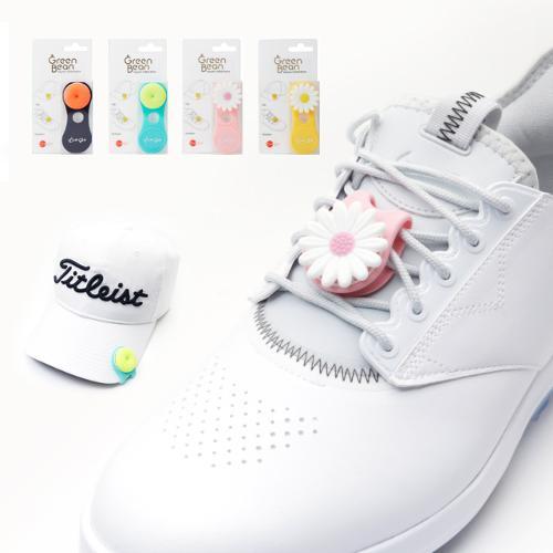 Dott Golf 초강력 마그넷 실리콘 볼마커 필드용품