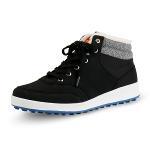 [카시야] 남성용 큐브 스파이크리스 겨울용 부츠 골프화