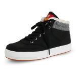 [카시야] 여성용 큐브 스파이크리스 겨울용 부츠 골프화