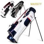 [LG U+ 골프]마루망 O-91 하프백 스탠드 골프백 마제스티 골프가방