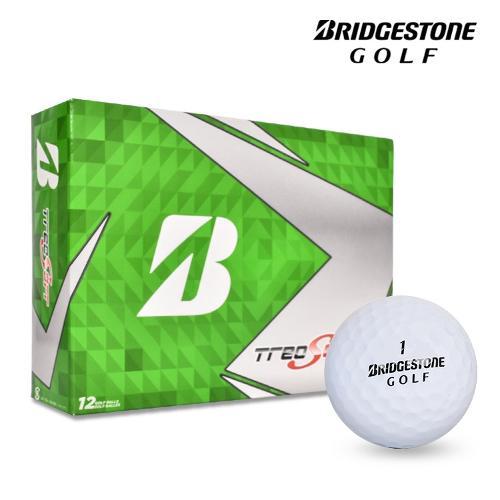 [직수입]브리지스톤 트레오 소프트 2피스 골프공 12알 골프볼 필드용품 BRIDGESTONE TREO SOFT GOLF BALL