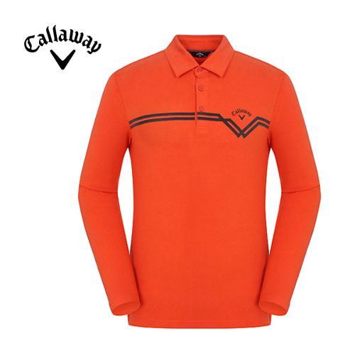 [캘러웨이]남성 캐주얼 카라 티셔츠 CMTYF4101-301