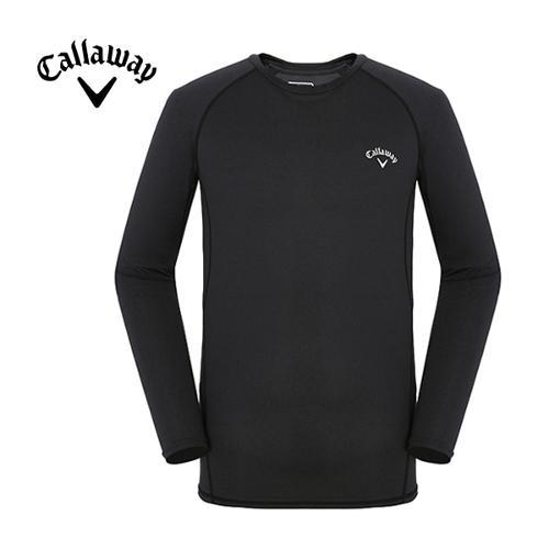 [캘러웨이]남성 솔리드 기능성 티셔츠 CMTRH9151-199