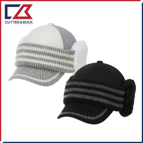 커터앤벅 여성 귀마개 모자 세트 - PB-14-194-214-05
