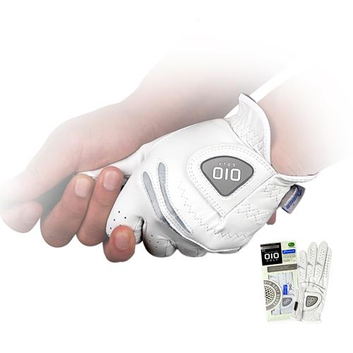 OIO 피타드 남성 필스전용 양피 골프장갑