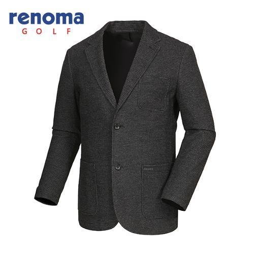 [레노마골프]남성 클래식 패턴 투버튼 자켓 RMKKF4316-199