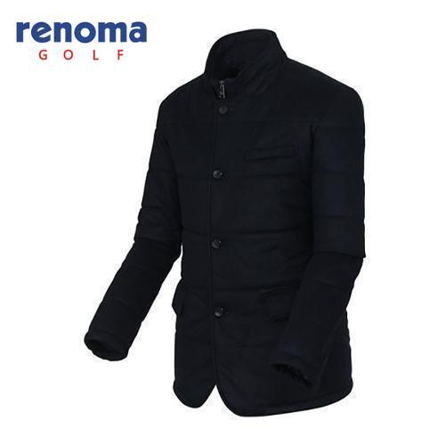 [레노마골프]남성 패턴 프린트 패딩 자켓 RMJPF4308-120