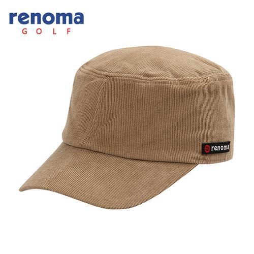 [레노마골프]남성 코듀로이 심플 군모 RMACF3806-506