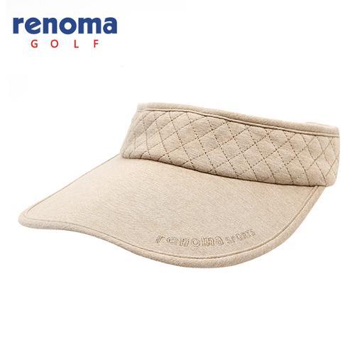 [레노마골프]여성 퀼팅 포인트 썬캡 모자 RCCP52541-SP