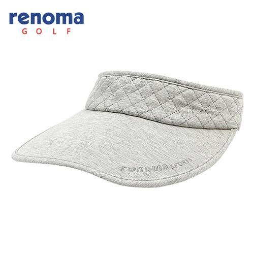 [레노마골프]여성 퀼팅 포인트 썬캡 모자 RCCP52541-LG