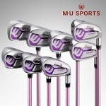 엠유스포츠 비키3 여성 카본 7I 아이언세트 골프클럽