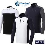 [클리브랜드골프] 시즌오프 남성 보온 긴팔티셔츠 4종 택1/골프웨어_CG248333