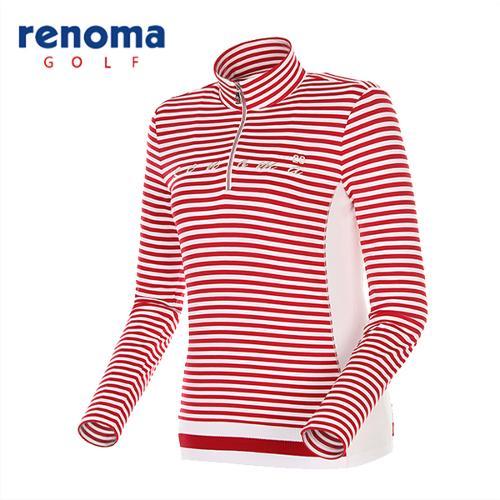 [레노마골프]여성 캐주얼 반집업 티셔츠 RWTHG5181-500