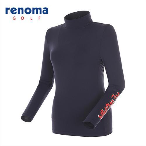 [레노마골프]여성 솔리드 레이어 티셔츠 RWTHG5103-120
