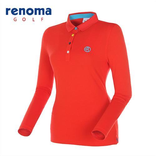 [레노마골프]여성 캐주얼 카라 티셔츠 RWTPG5101-500
