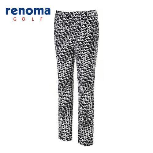 [레노마골프]여성 캐주얼 패턴 팬츠 RAPT60611-NY