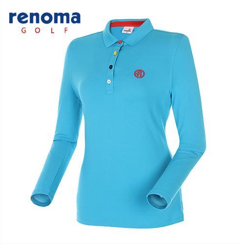 [레노마골프]여성 캐주얼 카라 티셔츠 RWTPG5101-920