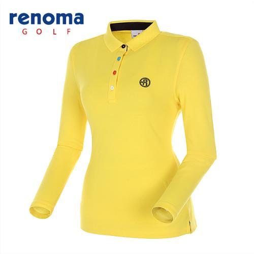 [레노마골프]여성 캐주얼 카라 티셔츠 RWTPG5101-203
