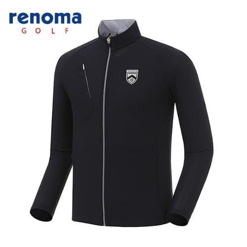 [레노마골프]남성 스포티 집업 티셔츠 RMTCG1113-120
