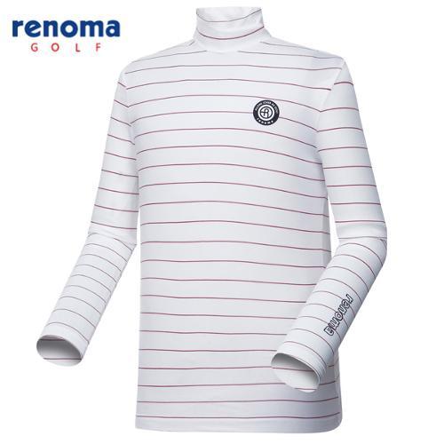 [레노마골프]남성 라인 이너 베이스 티셔츠 RMTHG1116-100