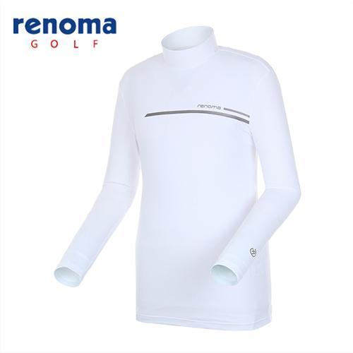[레노마골프]남성 스포티 레이어 티셔츠 RMTHG1102-100
