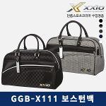 던롭 젝시오 GGB-X111 보스턴백 옷가방 남성 2020년