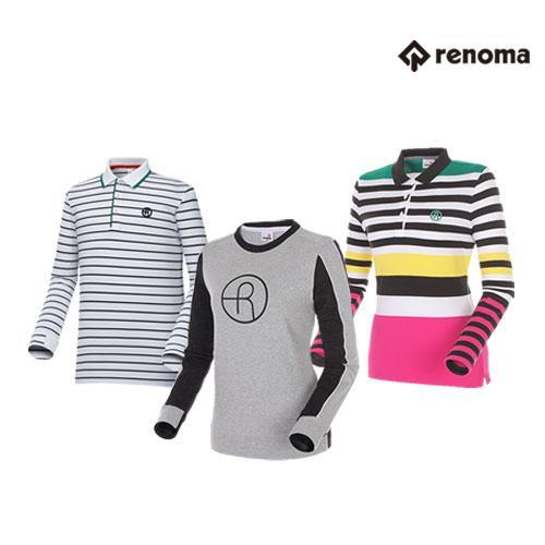 [균일가전] 레노마골프 S/S 남녀 티셔츠 11종택1