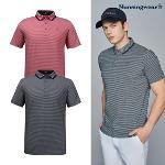 [20SS]먼싱 남성 잔체크 패턴 반팔 티셔츠
