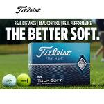 타이틀리스트 정품 2020 Tour Soft 골프볼2피스골프공(3구)